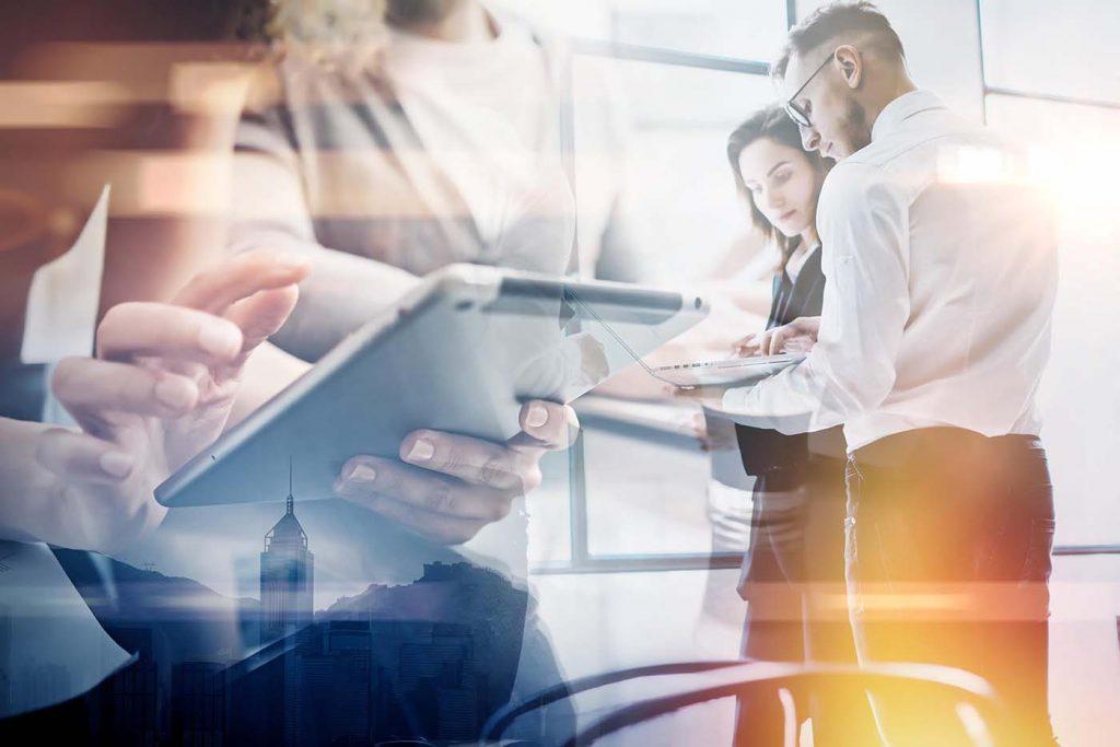 Digital transformation at work