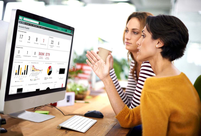 AP team using Accounts Payable invoicing Automation, ap invoicing automation platform nz